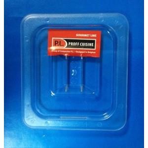 Крышка к гастроемкости 1/6 поликарбонат PL 91001023