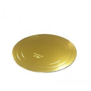 Подложка усилен золото/жемчуг 220мм (толщ3,2мм) GWD220
