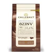 Шоколад молочный 33,6% Callebaut 0,5 кг 26779 Бельгия