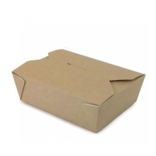 Упаковка ECO FOLD BOX 900 165*130*50 мм, Картонная упаковка, бумажные крафт пакеты