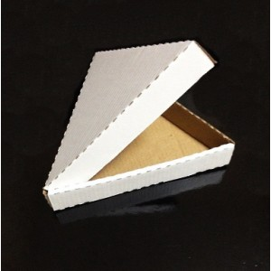 Коробка для пиццы треуг картон 260*260*260*40 мм 22-2091