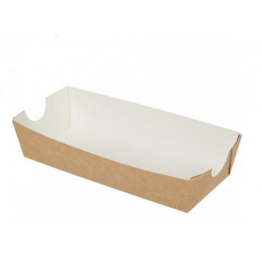 Упаковка ECO HD 165*70*40 мм, Картонная упаковка, бумажные крафт пакеты