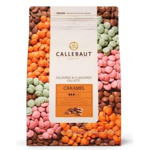 Шоколад карамельный Callebaut 0,5 кг 50403 Бельгия