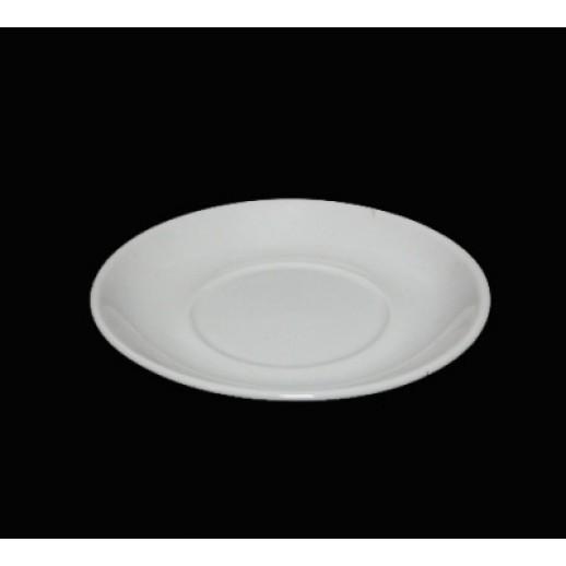 КОЛЛАЖ Блюдце круглое к бульоннице 376 377ФК, Китайский фарфор