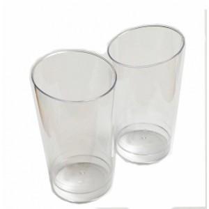 Креманка одноразовая пластик 150 мл Коническая 10шт/уп 21961