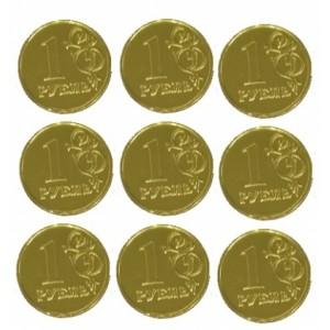 ШОКО монетки 6гр