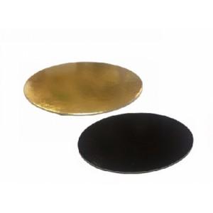 Подложка усилен золото/черн 280мм 65239