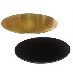 Подложка усилен золото/черн 360мм 65244