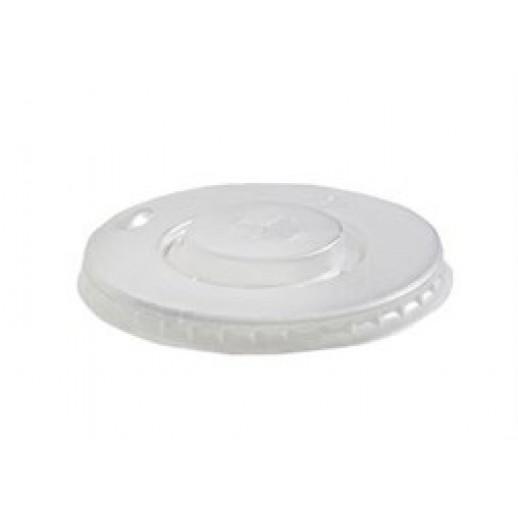 Крышка для стакана МК80 50 шт матовая одноразовая Россия, Одноразовая посуда, пластиковые контейнеры
