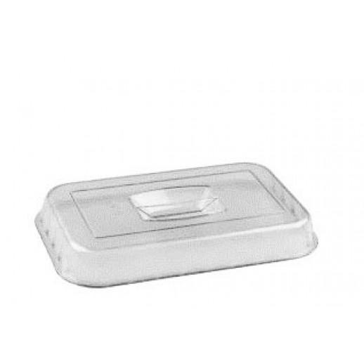 Крышка к салатнику 2 л прозрачная Restola 422108101, Креманки и салатницы