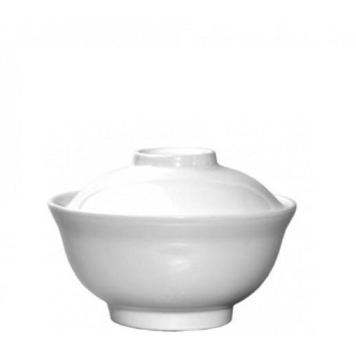 Супница 13 cм 250 мл 23590/PT212 белая, Японская посуда для суши-бара