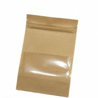 Зип пакет с окном 225*135*40 мм 63580
