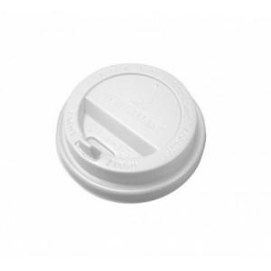 Крышка одноразовая для кофейных стаканчиков d 6,2 см 100 шт 19-4061