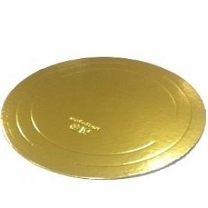 Подложка усилен золото/жемчуг 420мм (толщ3,2мм) GWD420