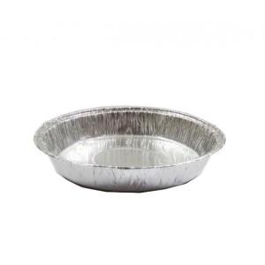 Форма алюминиевая круглая d 11-14 см h 2 см 175 шт C25G