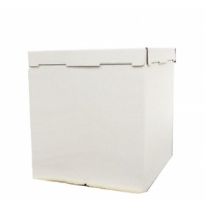 Короб картонный бел Pasticciere 420*420*300