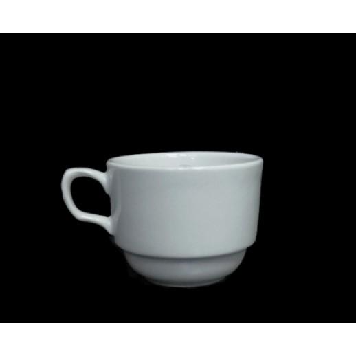 Чашка чайная 200 мл Браво Принц несорт ИЧШ 30.200, Фарфор Башкирский серия ПРИНЦ