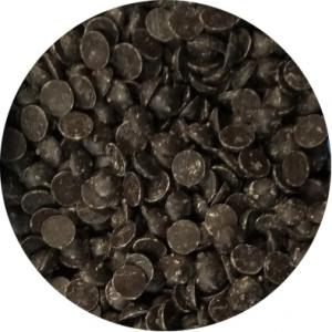 Шоколад темный горький 60 % Ариба Мастер Мартини диски 0,5 кг 35/37 Италия 20012