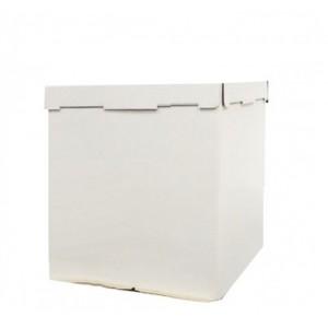 Короб картонный бел Pasticciere 320*320*350 мм EB350