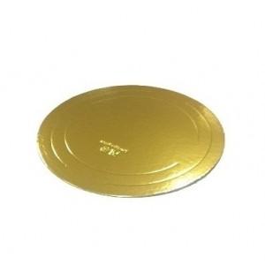 Подложка усилен золото/жемчуг 200мм (толщ3,2мм) GWD200