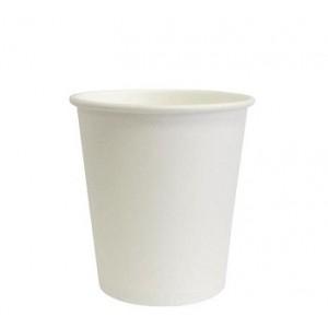 Стакан одноразовый для кофе БЕЛЫЙ 250 мл 50 шт