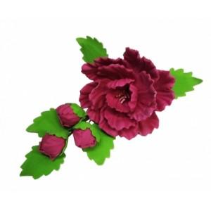 Сахарный цветок ПИОН 144310