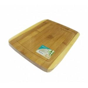Доска разделочная бамбук 250*200*15 мм №7 ДР-07