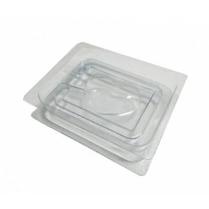 Форма-молд пластиковая СЕРДЦЕ 3D 36250