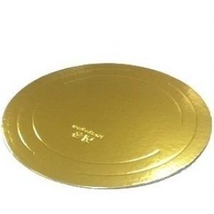 Подложка усилен золото/жемчуг 500мм (толщ3,2мм) GWD500