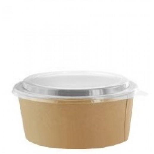 Упаковка ECO RCONT 160*185*68 объем 1420мл, Картонная упаковка, бумажные крафт пакеты