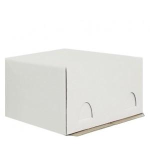 Короб картонный бел Pasticciere 280*280*140 мм
