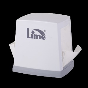 Диспенсер настольный для салфеток белый LIME 947000