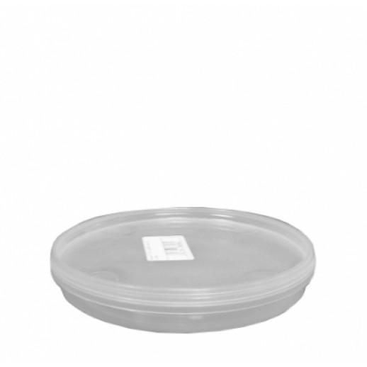 Банка 0,18 л шайба пластик 14785, Одноразовая посуда, пластиковые контейнеры