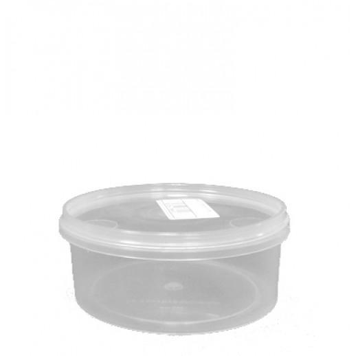 Банка 0,5 л пластик 14788, Одноразовая посуда, пластиковые контейнеры