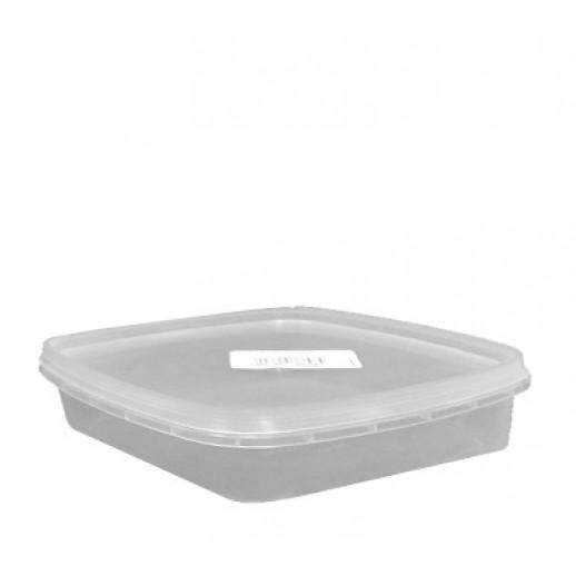 Банка 0,5 л тетра 14789, Одноразовая посуда, пластиковые контейнеры