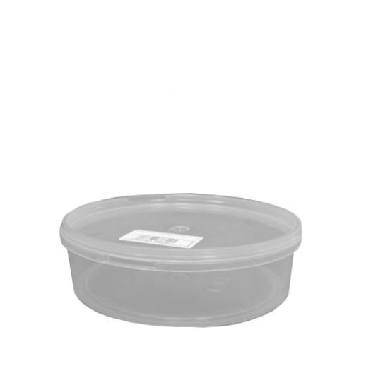 Банка 0,75 л пластик 14790, Одноразовая посуда, пластиковые контейнеры