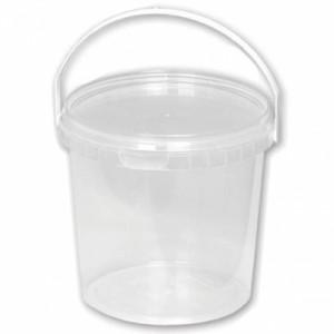 Ведро 1,15 л пластик 14791