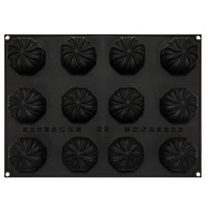 Форма силиконовая ТВИСТЕР 60*35 мм 12*88 мл Павони PX4322S