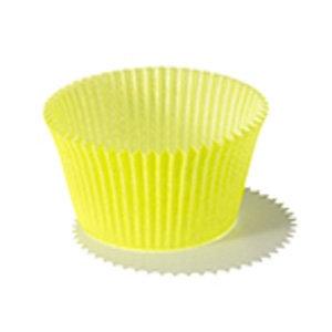 Капсула бумаж кругл №7 желтая 500 шт 66209