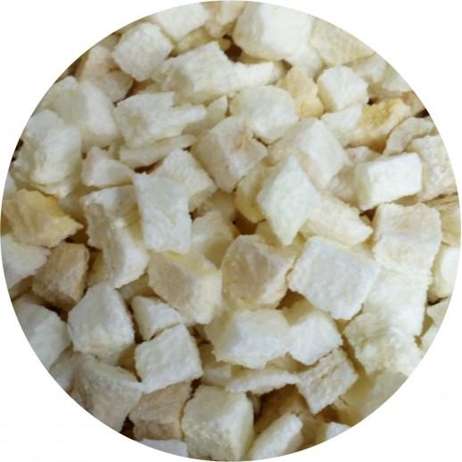 Сублимированная груша (кусочки) 50 гр 18521, Украшения для торта, кондитерские посыпки