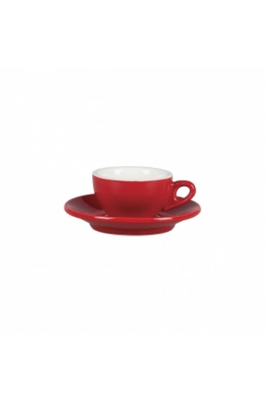 Кофейная пара 70 мл красный цвет Бариста 81223284