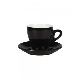 Чайная пара 280 мл черный цвет Бариста 81223287