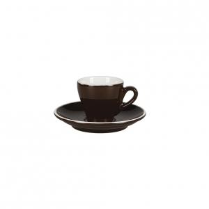 Кофейная пара 70 мл коричневый цвет Бариста 81223300