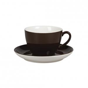 Чайная пара 300 мл коричневый цвет Бариста 81223305