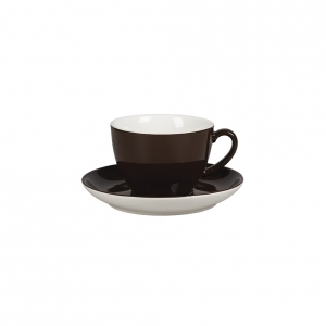 Чайная пара 200 мл коричневый цвет Бариста 81223308