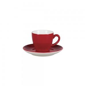 Кофейная пара 100 мл красный цвет Бариста 81223310