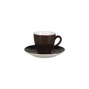 Кофейная пара 100 мл коричневый цвет Бариста 81223311
