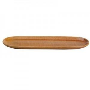 Тарелка овальная 27*8,4 см Киото Беж 25068/РТ666 32239