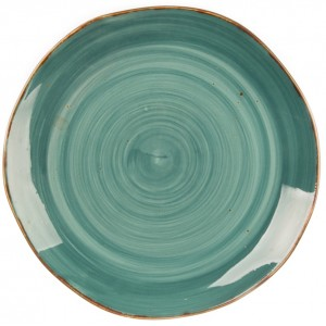 Тарелка 25,5 см Green Sea 81223164