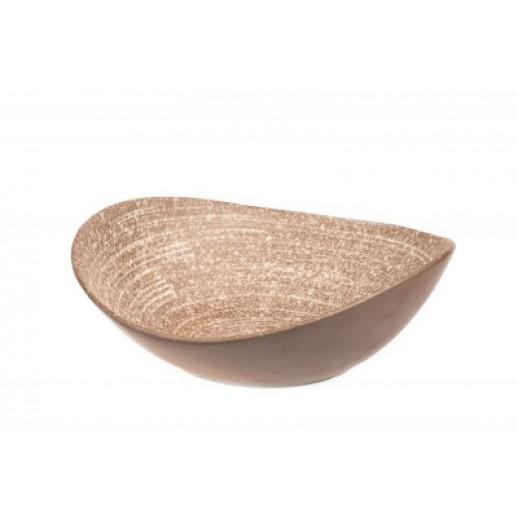 Блюдо д/подачи 24,5*21,5*8 см Untouched Taiga 81223240, Посуда под заказ